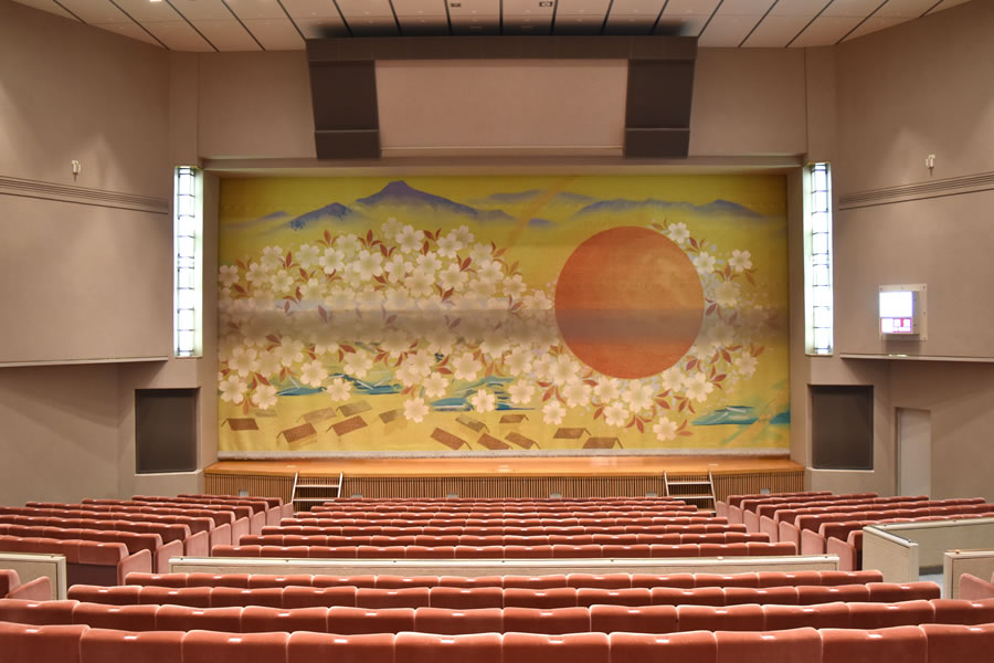 姫路市立北部市民センター:大ホール