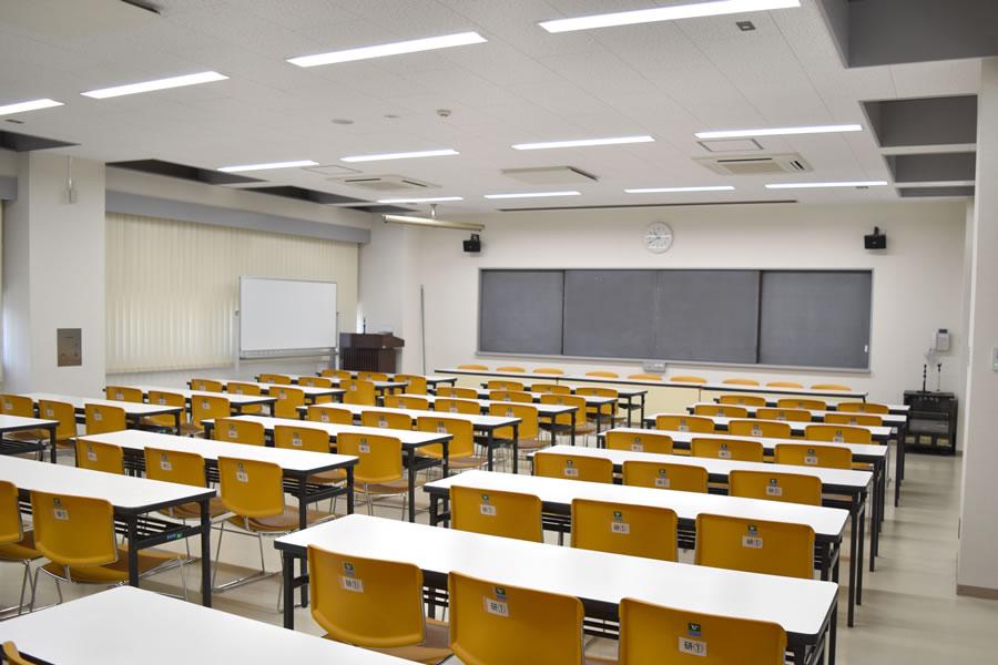 姫路市立北部市民センター:研修室1
