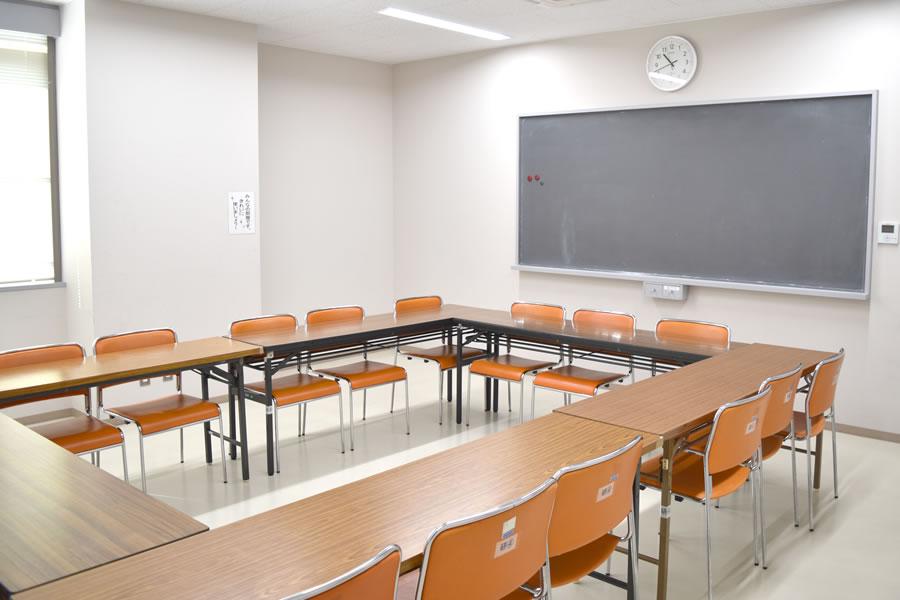 姫路市立北部市民センター:研修室4