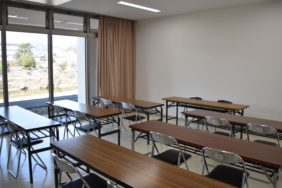 姫路市立北部市民センター:会議室2