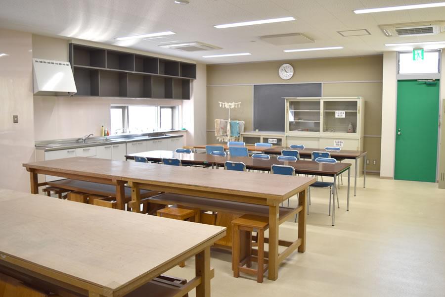 姫路市立北部市民センター:創作実習室