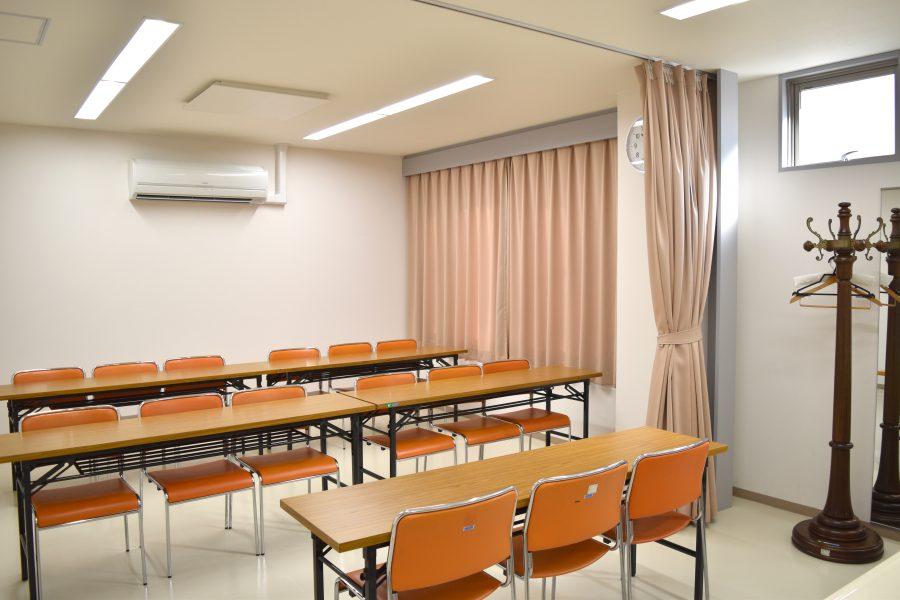 姫路市立北部市民センター : 控室 : Image Gallery02