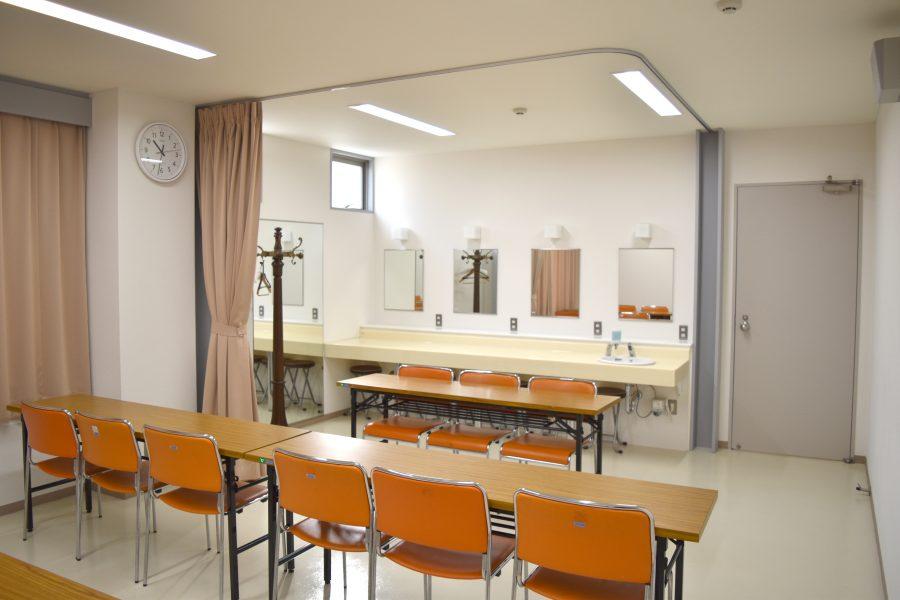 姫路市立北部市民センター : 控室 : Image Gallery01