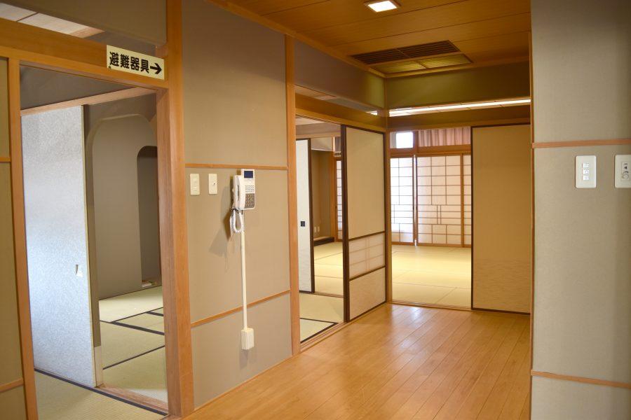 姫路市立北部市民センター : 研修室3(和室) : Image Gallery05