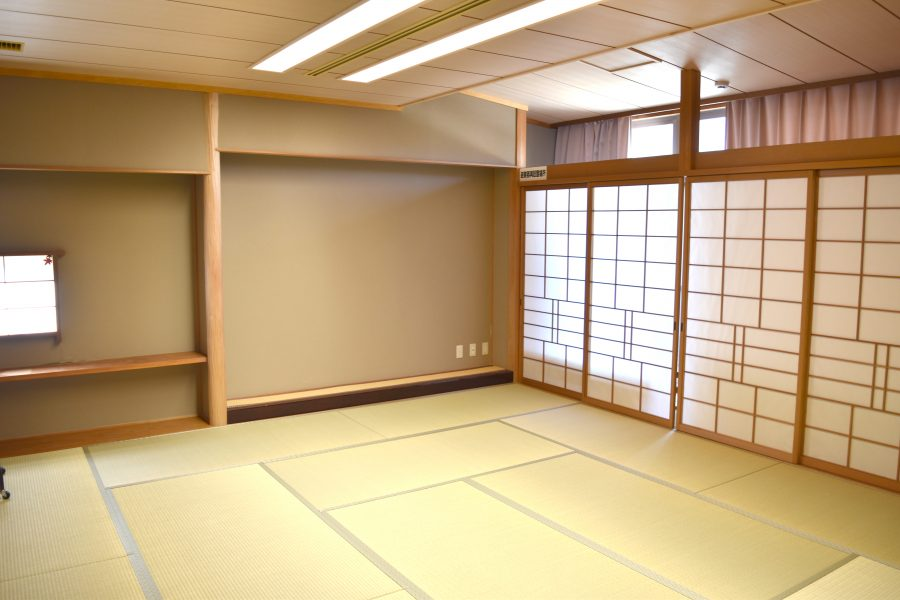 姫路市立北部市民センター : 研修室3(和室) : Image Gallery01